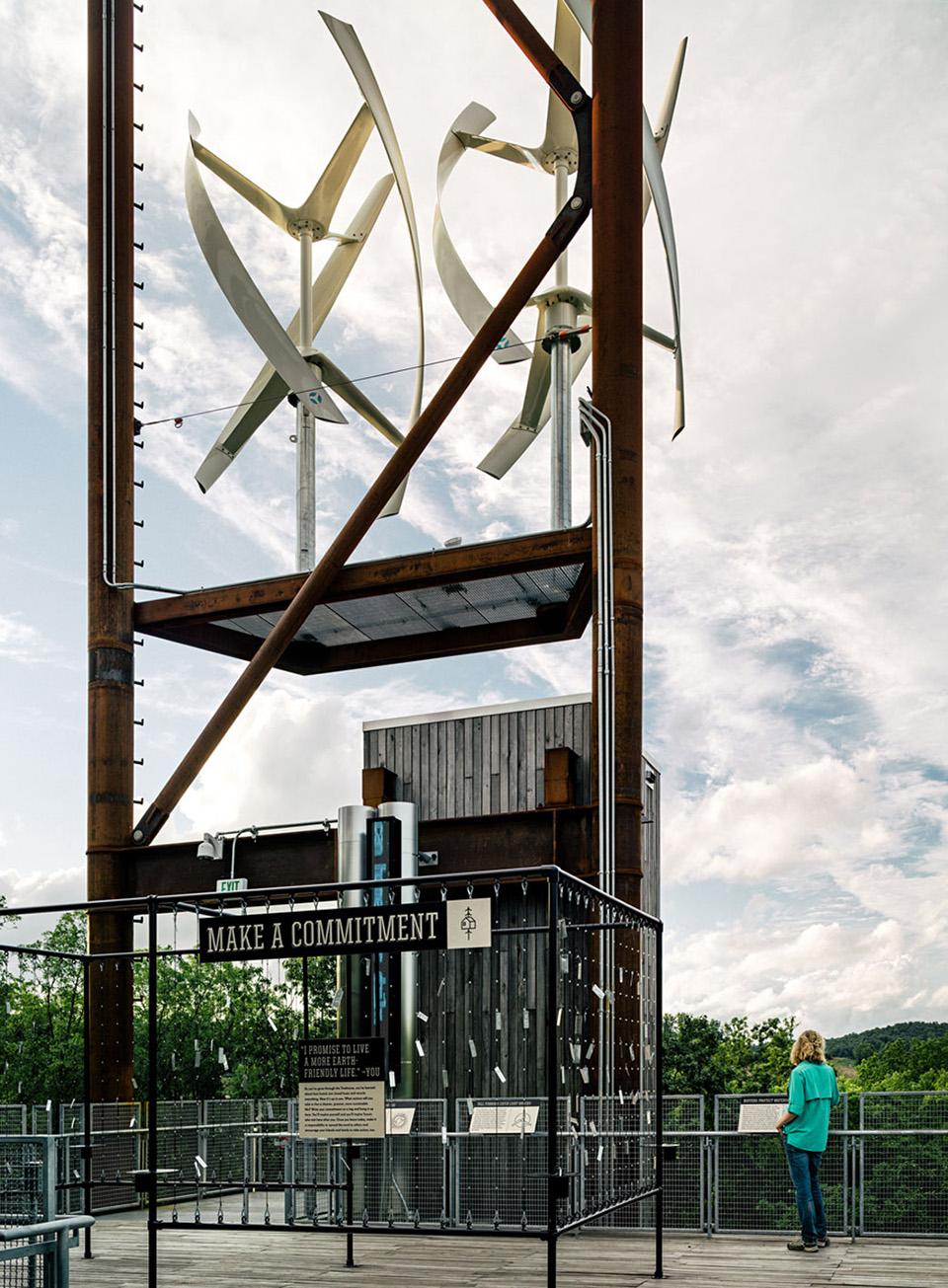 The Sustainability Treehouse – Photo by Joe Fletcher 4