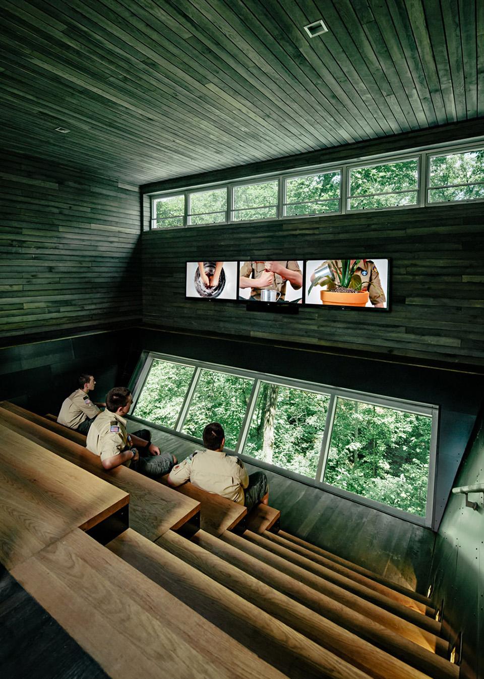 The Sustainability Treehouse – Photo by Joe Fletcher 5