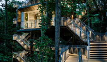 The Sustainability Treehouse