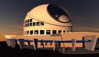 Thirty Meter Telescope Concep 345x200 The Worlds Largest Telescope Approaches Construction