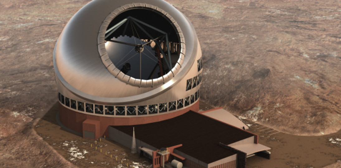 The World's Largest Telescope Approaches Construction