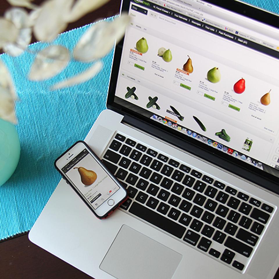 Amazon Dash Laptop