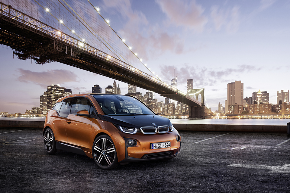 Luxury Electric Car - BMW-i3-Electric-Car-1