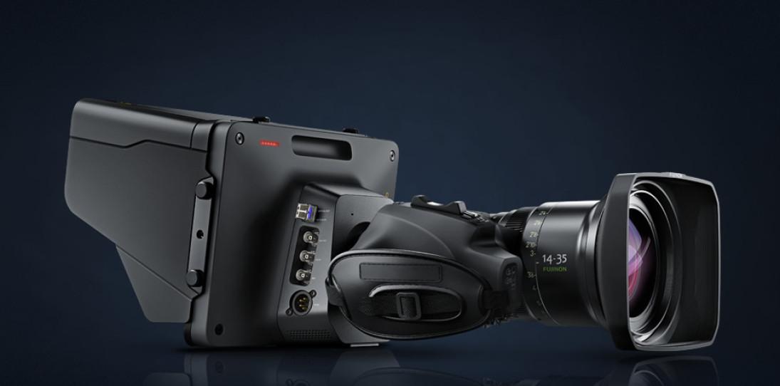 Blackmagic Studio Camera: The World's Smallest, Most Advanced Broadcast Camera