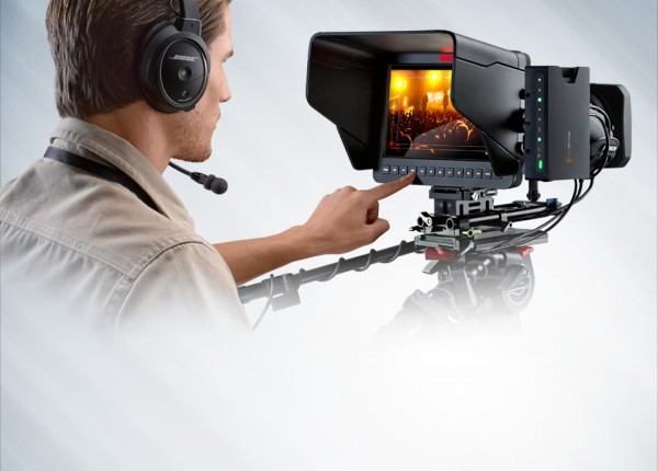 Blackmagic Program 600x430 Blackmagic Studio Camera: The Worlds Smallest, Most Advanced Broadcast Camera