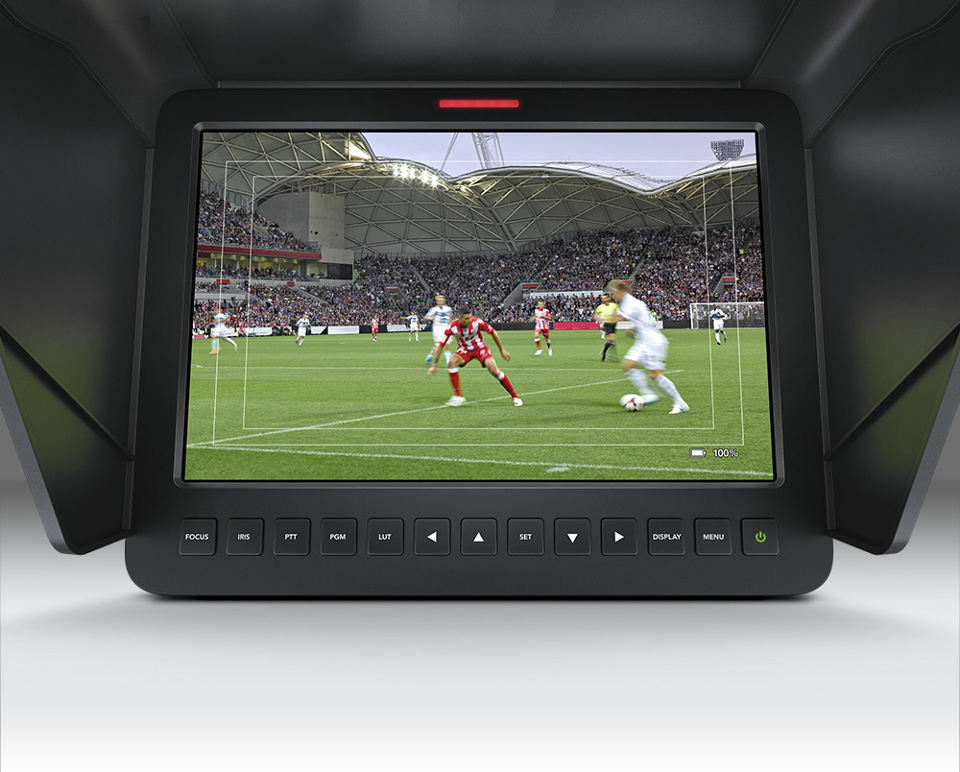 Blackmagic Viewfinder