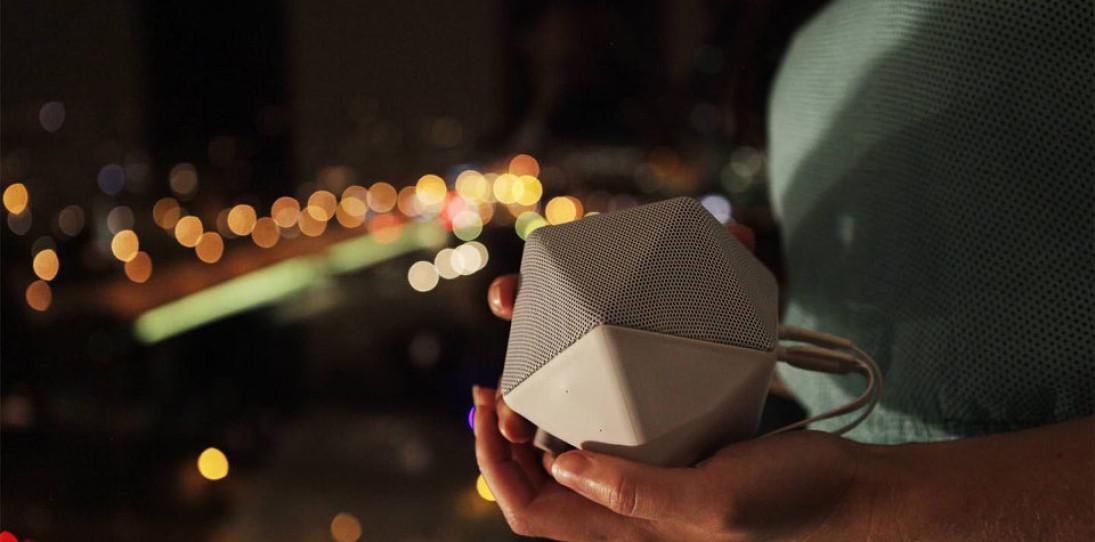 The Binauric Boom Boom Speaker Evolves With You