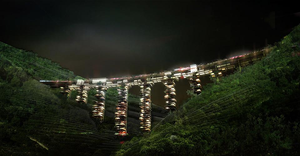 Bridges into Cities Architecture