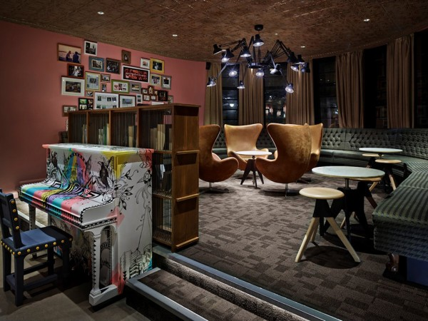 Generator Hostel - London by The DesignAgency 13