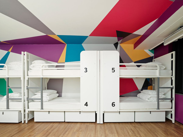 Generator Hostel - London by The DesignAgency 16