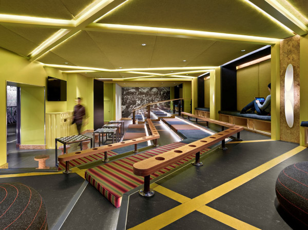 Generator Hostel London by The DesignAgency 3 600x449 Generator Hostel   London