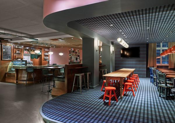 Generator Hostel - London by The DesignAgency 9