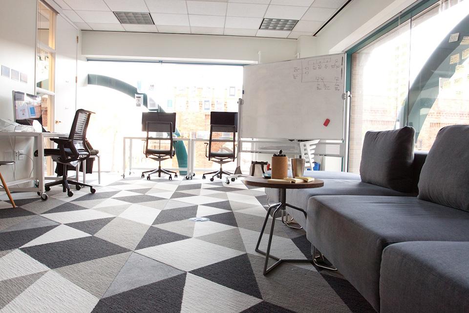 Google Creative War Room 2