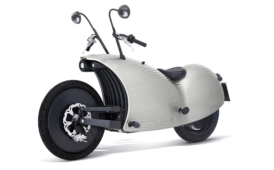 Johammer J1 Electric Motorcycle 3