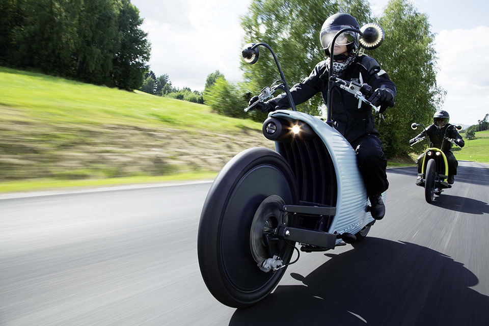 Johammer J1 Electric Motorcycle 7