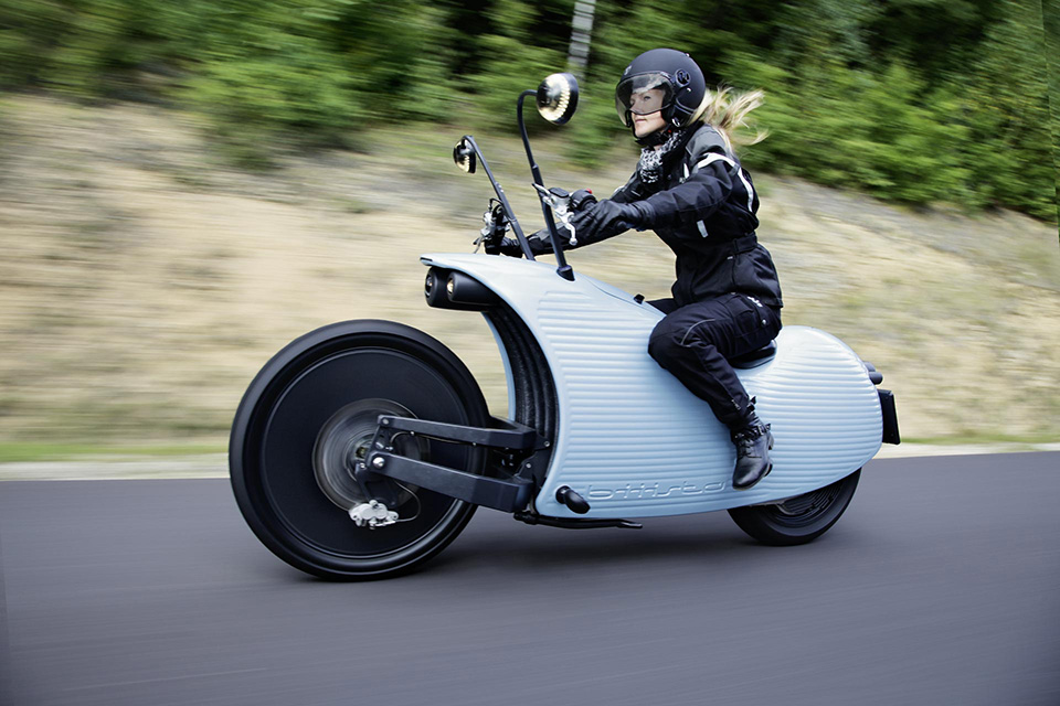 Johammer J1 Electric Motorcycle 8