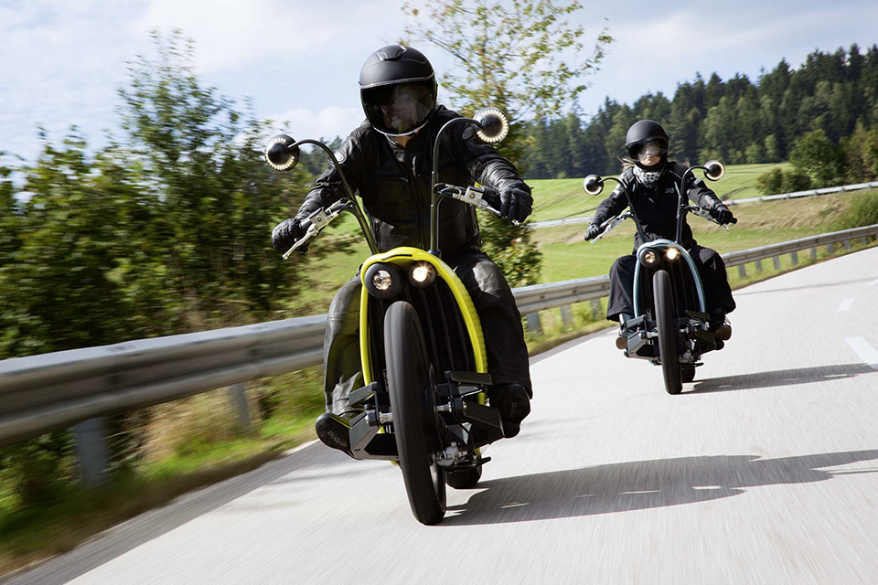 Johammer J1 Electric Motorcycle 9