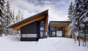 Kicking Horse Residence – British Columbia