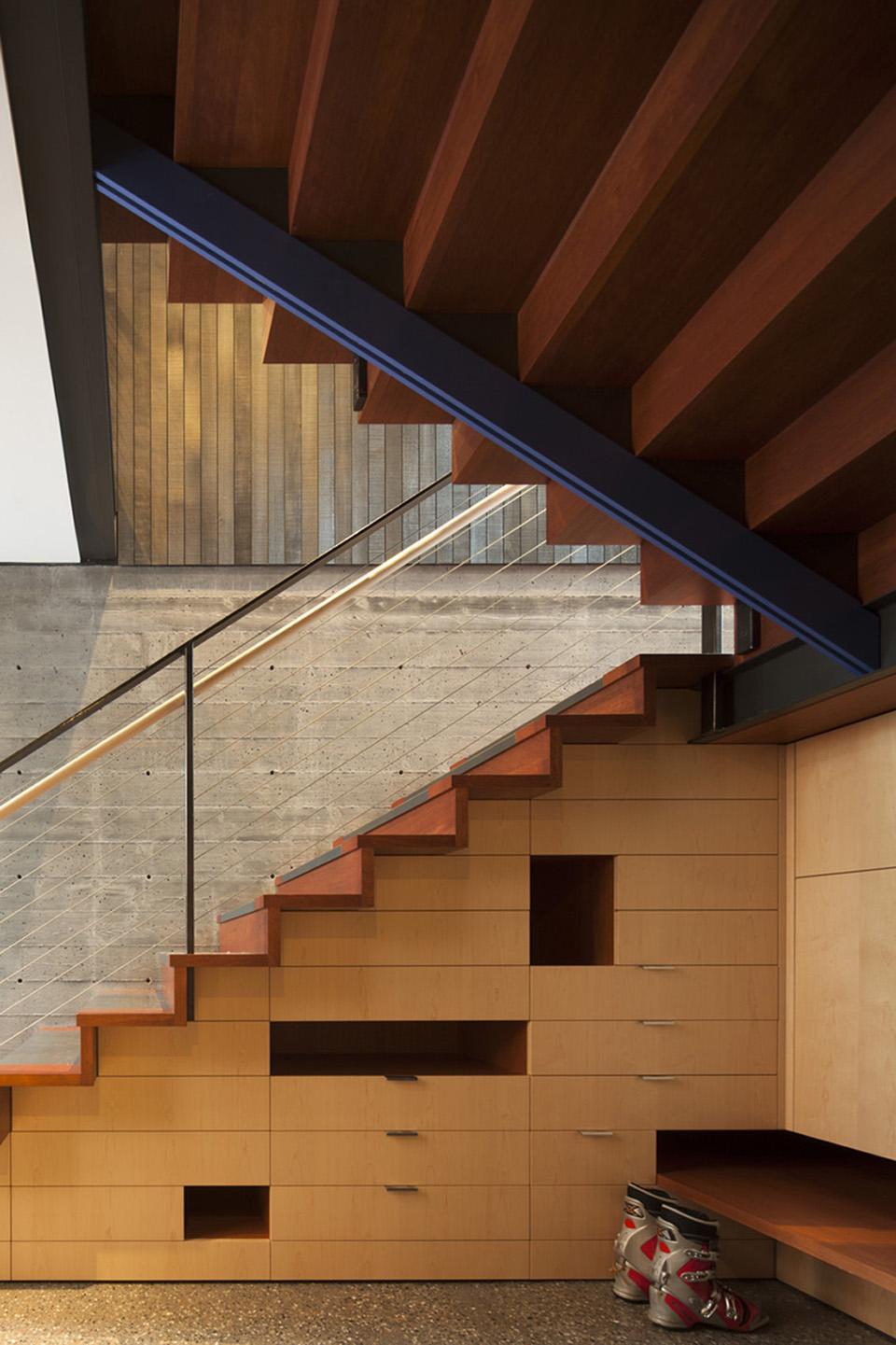 Kicking Horse Residence by Bohlin Cywinski Jackson and Bohlin Grauman Miller Architects 2