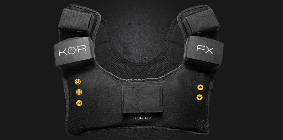 KOR-FX Vest Will Let You Truly Feel Your Games