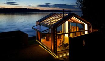 Stunning Lakeside Garage Restoration by Graypants