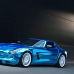 Mercedes-Benz SLS AMG Coupé Electric Drive 1