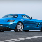Mercedes-Benz SLS AMG Coupé Electric Drive 3