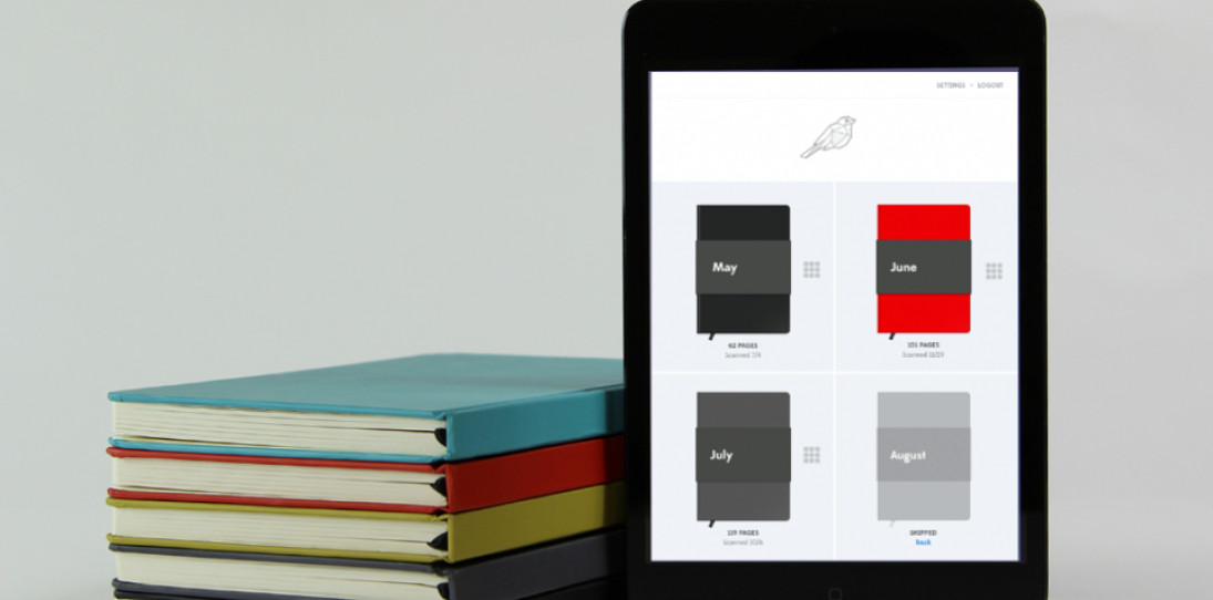 Mod: A Cloud-Enabled Paper Notebook