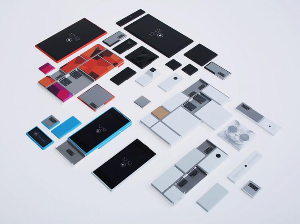 Modular Smartphone Ara