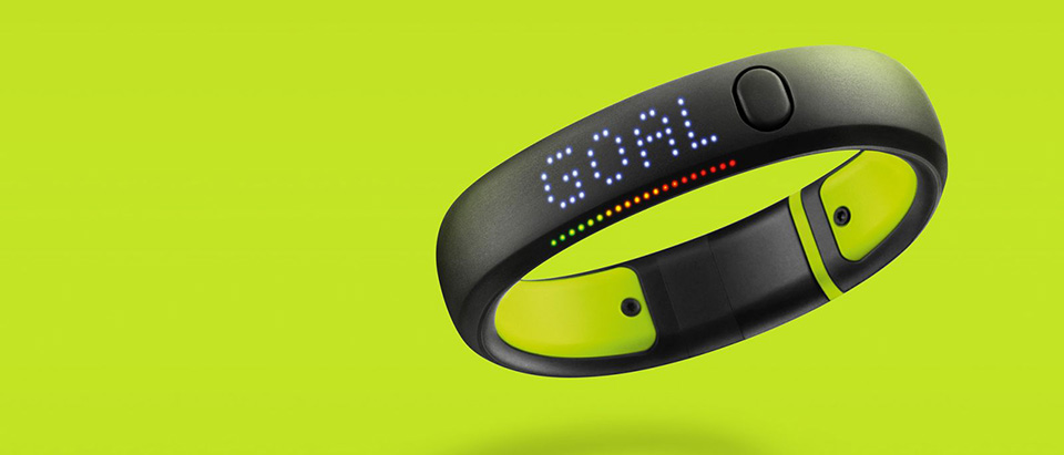 Best Fitness Trackers 2014 – Nike Fuelband SE