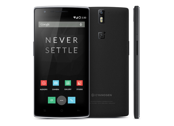 OnePlus One Smartphone 3 600x433 OnePlus One Smartphone: a Top Tier, Low Cost Contract Killer