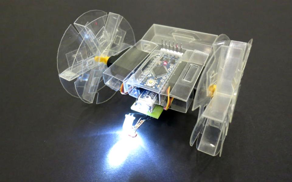 Printable Robot Light