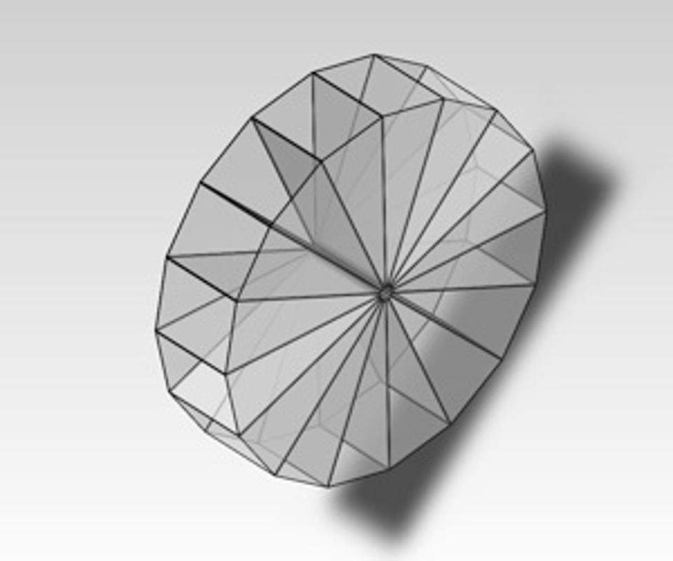 Robotic Paper Wheel