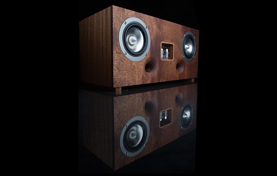 Tubecore Duo Wireless Speaker