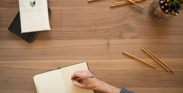 Write Ideas In The Cloud 600x305 Mod: A Cloud Enabled Paper Notebook