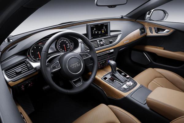 2015 Audi A7 Sportback - Interior