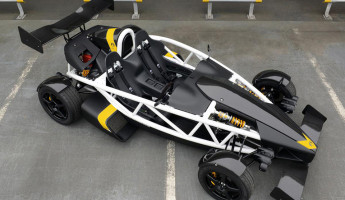 Ariel Atom 3.5R Roadster: a Grown Man's Go-Kart