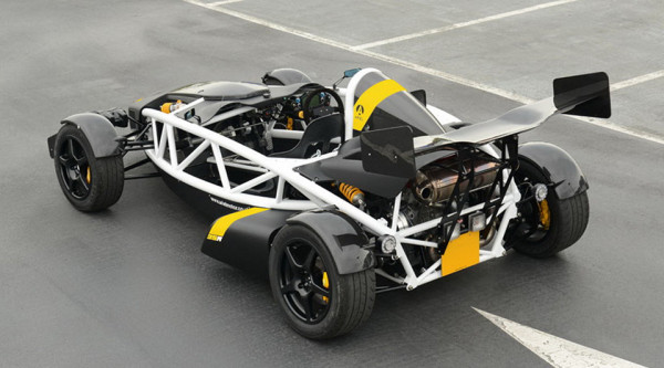Ariel Atom 3 5R: a Grown Man's Go-Kart