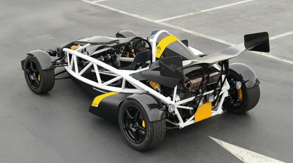 Ariel Atom 3.5R Roadster 4