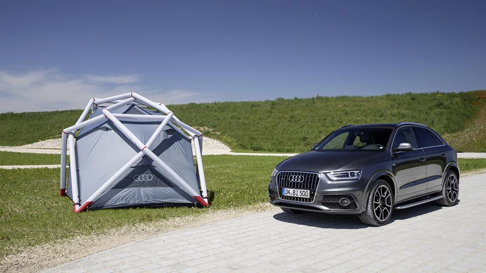 Audi am Woerthersee 2014