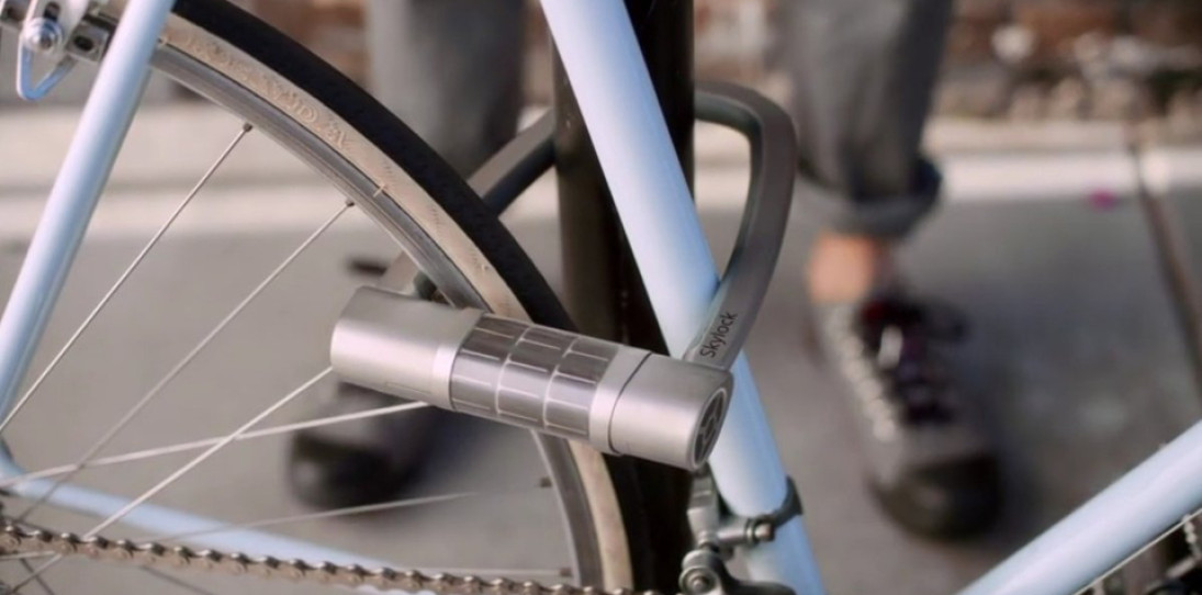 Skylock: The Smart Bike Lock Of The Future