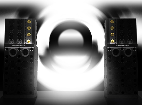 Bowers Wilkins Sound System 1 600x443 Bowers & Wilkins Sound System Put the Show on the Road