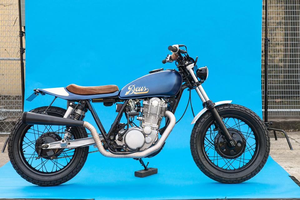 Deus Ex Machina Smirk Custom Motorcycle 1