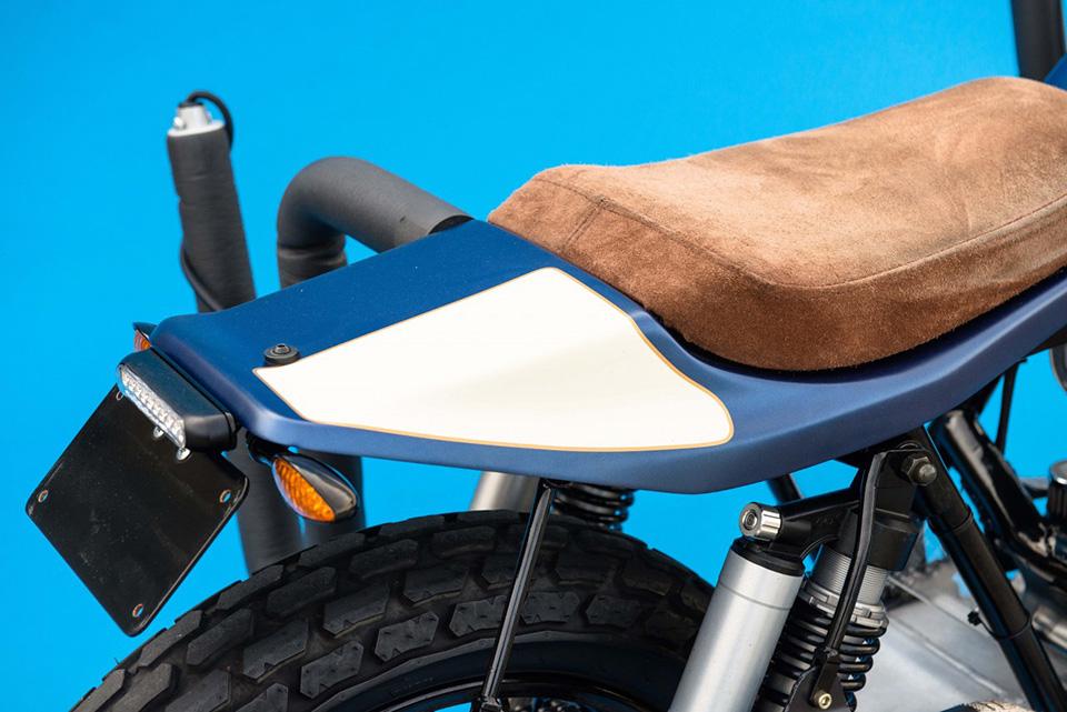 Deus Ex Machina Smirk Custom Motorcycle 2