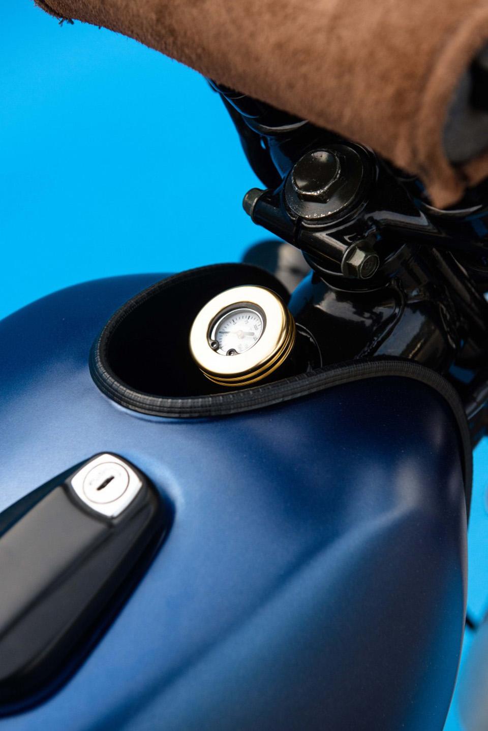 Deus Ex Machina Smirk Custom Motorcycle 3