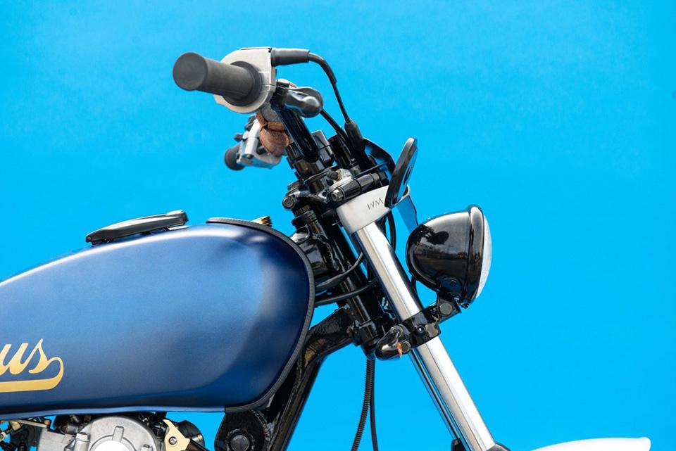 Deus Ex Machina Smirk Custom Motorcycle 6