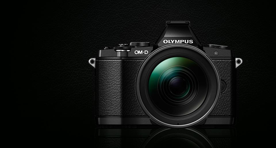 Digital Cameras with Wifi – Olympus OM-D E-M1