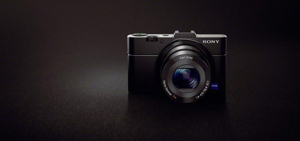 Digital Cameras with Wifi – Sony RX100 ii