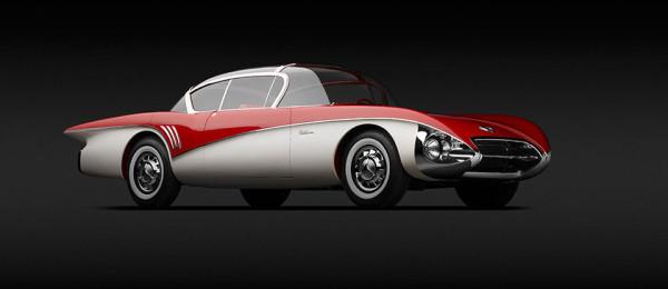 Dream Cars - High Museum of Art Atlanta - Buick Centurion XP-301