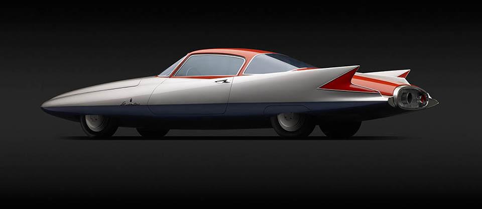 Dream Cars – High Museum of Art Atlanta – Chrysler Streamline X